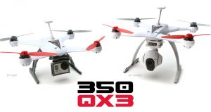 Blade 350 QX3 Quadcopter