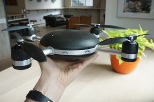 Flying Action Camera Drone