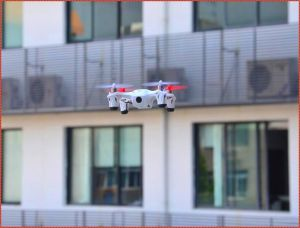 Hubsan X4 H107D FPV RC Quadcopter