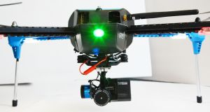 Iris Plus Drone