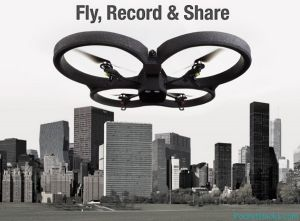 Parrot-AR.Drone-2.0 Quadricopter