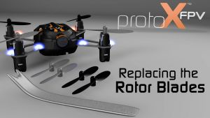 Proto X Drone Copter