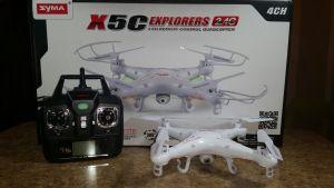 Syma X5C Explorer Drone