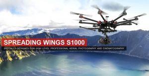 S1000 Spreading Wings