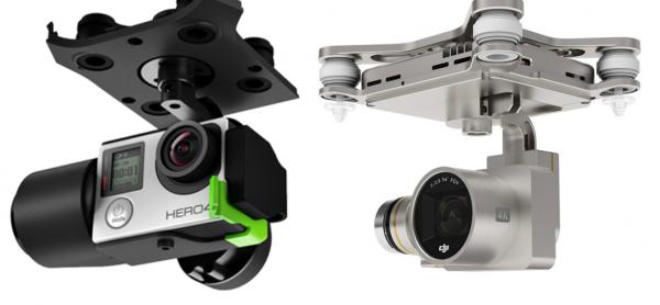 Drone Comparison: 3DR Solo Vs  Phantom 3 | Sciautonics com