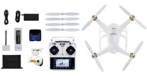Chroma Camera Drone